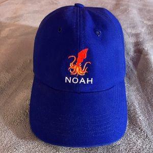 Noah land Sea Air Squid Cap